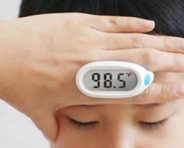 Lunar Baby Thermometer