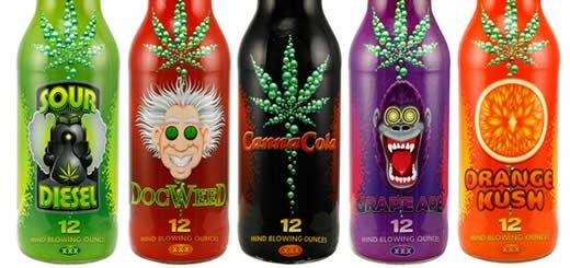 Soda Pot, A Line Of Medical Marijuana Soft Drinks