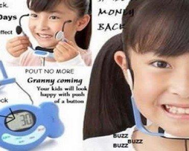 Electronic Smile Enhancer