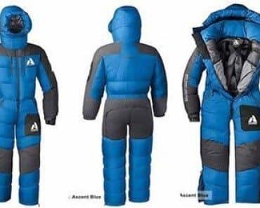 First Ascent Peak XV snow suit