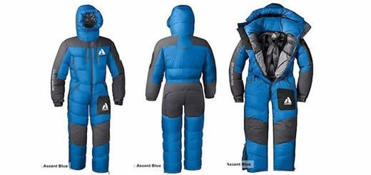 First Ascent Peak Xv Snow Suit Extreme Cold Weather Gear
