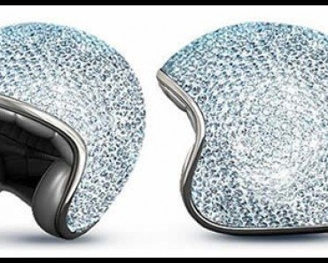 Disco Motorcycle Helmet
