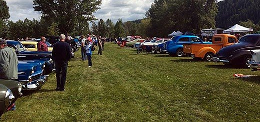 The Prince George Car Show