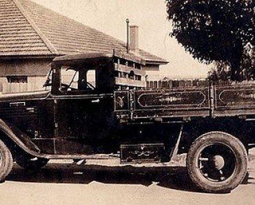 First Job Truck Driving