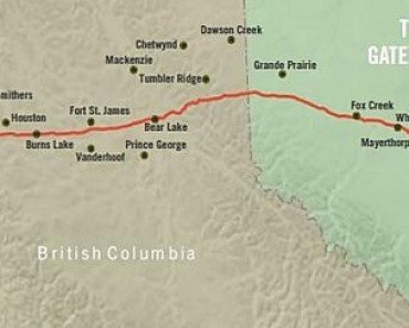 northern gateway pipeline