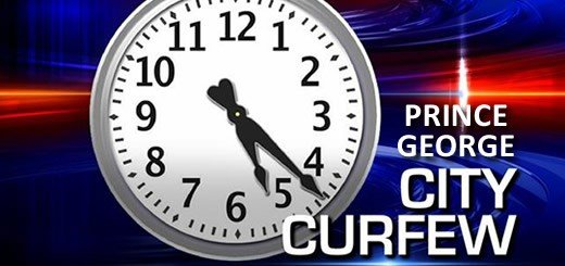 Prince George Curfew