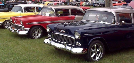 I Love Old Cars