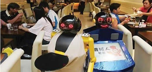 Coffins, Crabs and Robots: The Strangest Restaurants in the World