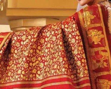 Expensive Silk Sari