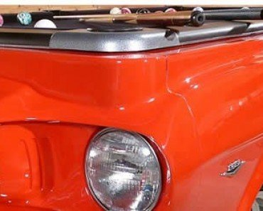 car pool table