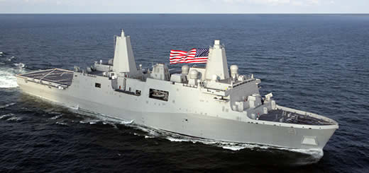 USS New York – Never Forget
