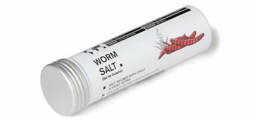 Worm Salt Anyone?