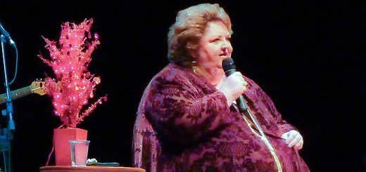 Canadian Singer Rita MacNeil Dies – April 16, 2013