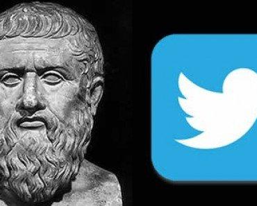 Plato Tweet