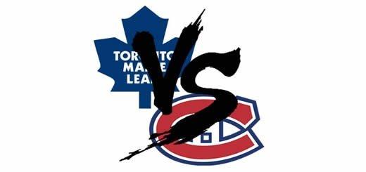 Montreal Canadiens VRS Toronto Mapleleafs