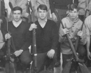 teens with guns