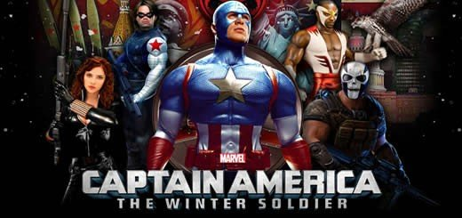 Captain America: The Winter Soldier Review By Clifford T. Hofferd