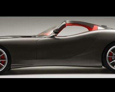 Trident Iceni Sport Car