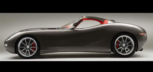 Trident Iceni Sport Car – World's Fastest Car With A Diesel Engine