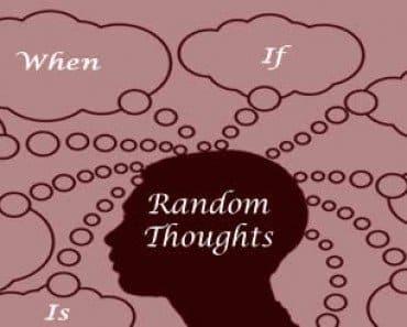 Random Thoughts Ron Murdock