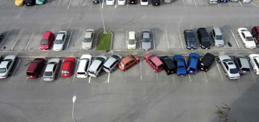 Funny Parking
