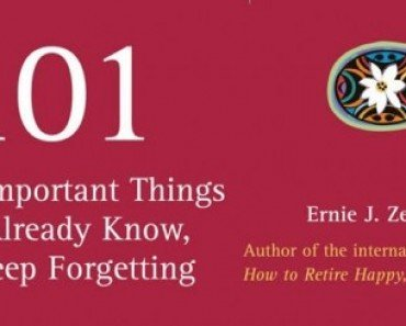 101 really important things