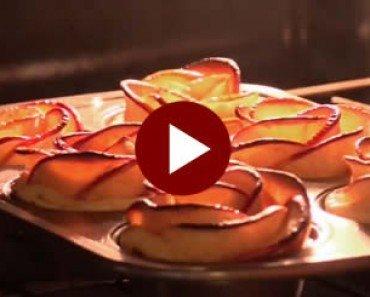 baked-apple-roses-food-porn