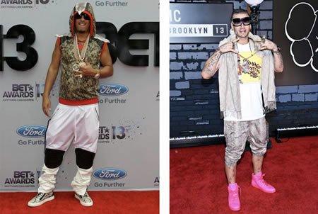 Funny Dressed Men 28