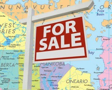 Canada For Sale