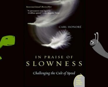 In Praise Of Slowness Book Cover