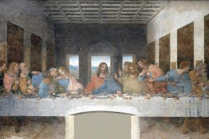 Did Leonardo da Vinci Use The Same Model For Christ And Judas In The Last Supper?
