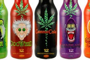 Soda Pot, A Line Of Medical Marijuana Soft Drinks