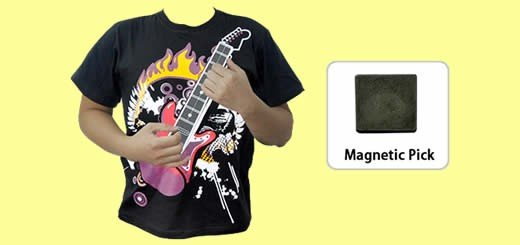 Electronic Guitar T-Shirt