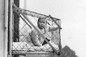 True Or False? Baby Cages Were Once Hung Outside Apartment Windows