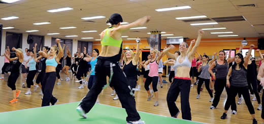 zumba workout val