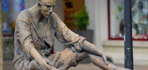 Sculpture of Man