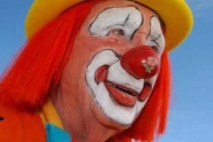 Floyd Creeky Creekmore Is Officially The World's Oldest Clown