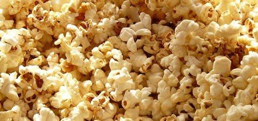 True or False - Popcorn