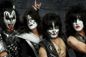 True or False? KISS Band Members Mixed Their Blood With Red Ink For Comic Book