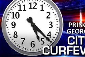 Prince George Curfew | By Mel McConaghy
