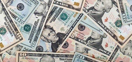 money greed