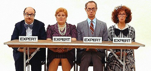 What I Think Of Experts