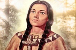 Catholics Make History By Canonizing Female First Nation Saint