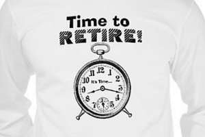 Is It Time To Retire | By Mel McConaghy