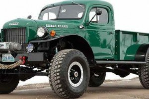 Dodge Power Wagon Rides Again | The Legacy Lives On