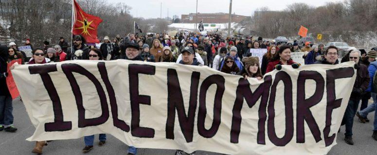 Idle No More Rally