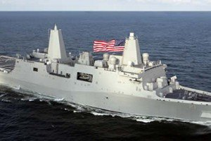 USS New York Built With Steel From World Trade Center Attack
