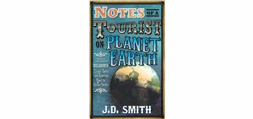Notes Of A Tourist On Planet Earth Cover