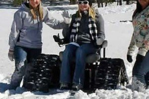 TC Mobility Tank Chair – Finally A Wheelchair Made For Canadians