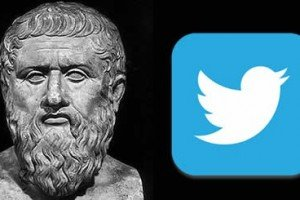 If Plato Tweeted… By Ed Tasca